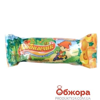 Сырок Любимчик в глазури курага 23% 36 г – ИМ «Обжора»