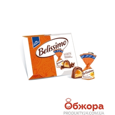 Конфеты Конти (Konti) белиссимо апельсин ананас 225 г – ИМ «Обжора»