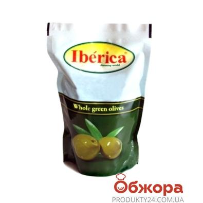 Оливки Иберика 170 г с/к – ИМ «Обжора»