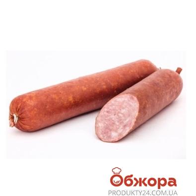 Колбаса Белорусские традиции Сервелат в/к в/с – ИМ «Обжора»