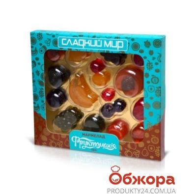 Мармелад Сладкий мир фруктомания 360 г – ИМ «Обжора»