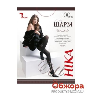 Колготы Ника Шарм 100 Черный 3 – ИМ «Обжора»