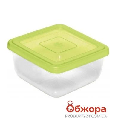 """Емкость для морозилки BRQ квадратная """"ARCTIC"""", 0,70л 1221 – ИМ «Обжора»"""