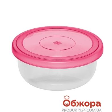 """Емкость для морозилки BRQ  круглая """"ARCTIC"""", 0,75л 1232 – ИМ «Обжора»"""