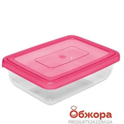 """Емкость для морозилки BRQ  прямоугольная """"ARCTIC"""", 1,25л1212 – ИМ «Обжора»"""