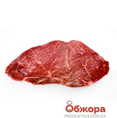 Замороженный шницель говяжий – ИМ «Обжора»