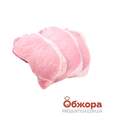 Замороженный свиной стейк – ИМ «Обжора»