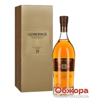 Виски Гленморанж (Glenmorangie) 18 лет 43% 0,7л – ИМ «Обжора»