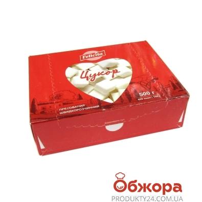 Сахар Феличита рафинад 500 г – ИМ «Обжора»