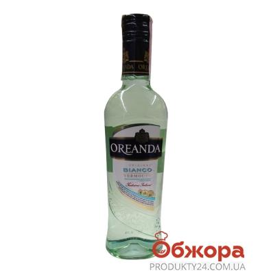 Вермут Ореанда (OREANDA) Бьянко 16% 0,5 л – ИМ «Обжора»