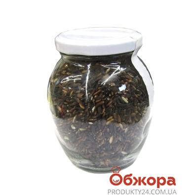 Рис черный Тайланд 300 г – ИМ «Обжора»