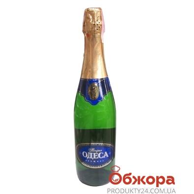 Шампанское Вечерняя Одесса белое полусладкое 0.75л – ИМ «Обжора»