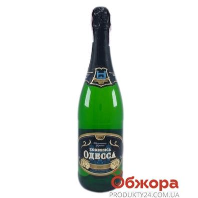 Шампанское Вечерняя Одесса 0.75л бел. брют – ИМ «Обжора»
