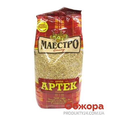 Крупа Маэстро Вкуса пшеничная Арнаутка 750 г – ИМ «Обжора»