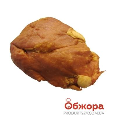 Окорок Кременчукмясо (Фарро) свиной в/к в/с т/у – ИМ «Обжора»