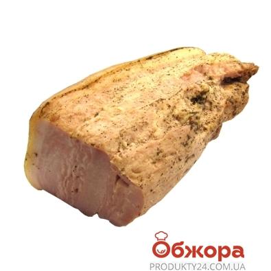 Грудинка  Килия Домашняя в/к  фас. – ИМ «Обжора»
