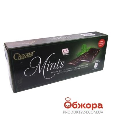 Шоколад Чосер (Choceur) с мятой 300г – ИМ «Обжора»