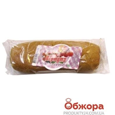 Вертута Золотое зерно Украины со смородиной 100г – ИМ «Обжора»