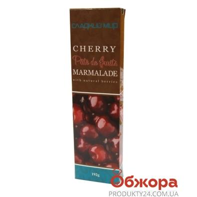 Мармелад Сладкий мир Patte de Fruits вишня 192 г – ИМ «Обжора»