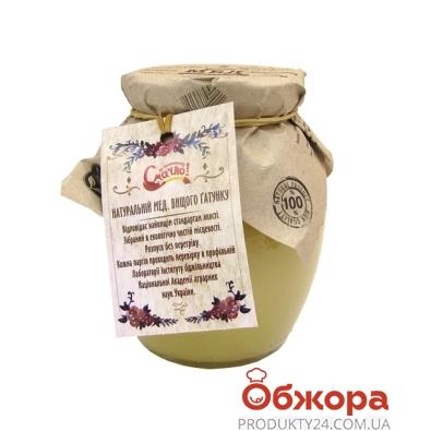 Мед Смачно акациевый  500 г – ИМ «Обжора»