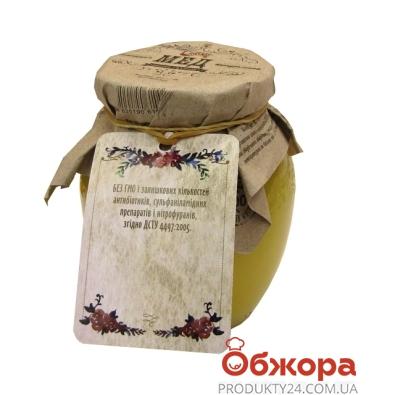 Мед Смачно разнотравье  500 г – ИМ «Обжора»