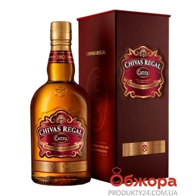 Віскі Chivas Regal Extra 700 мл кор. – ІМ «Обжора»