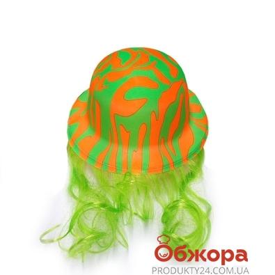 Шапка декоративная с волосами – ИМ «Обжора»