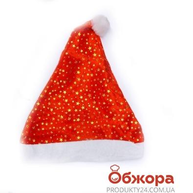 Шапка Деда Мороза 19 – ИМ «Обжора»