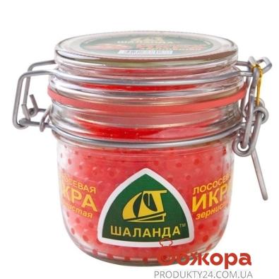 Икра красная Шаланда 230 г – ИМ «Обжора»