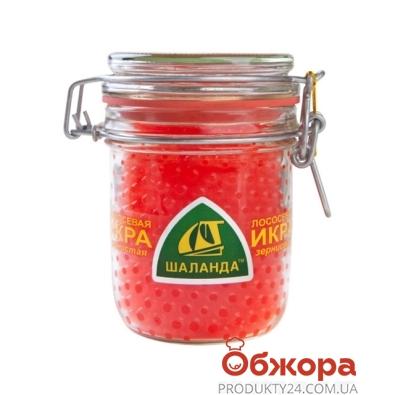 Икра красная Шаланда 350 г – ИМ «Обжора»