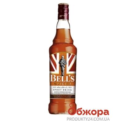 Віскі Bells Spiced 0,7л – ІМ «Обжора»