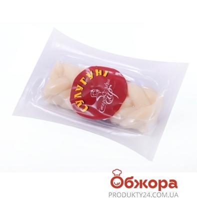 Сыр Староказачье сулугуни косичка 45% – ИМ «Обжора»