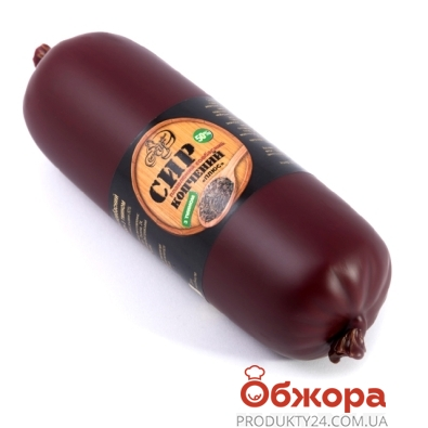 Сыр Староказачье колбасный Премиум с тмином 60% – ИМ «Обжора»