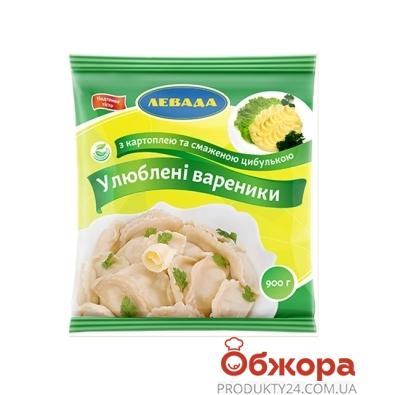 Вареники Левада Любимые картофель/лук 900 г – ИМ «Обжора»