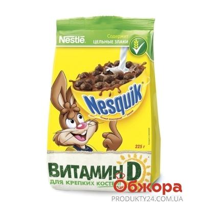 Кукурузные шарики Нестле (Nestle) Несквик 225 г – ИМ «Обжора»