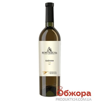 Вино Коктебель Алиготе 0,75 л – ИМ «Обжора»