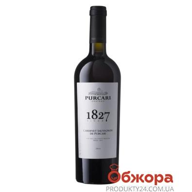 Вино Пуркари (Purcari) Каберне-Совиньон марочное 0,75 л – ИМ «Обжора»