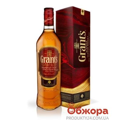 Виски Грантс (Grants) Family Reserve 0,7 л 43% – ИМ «Обжора»