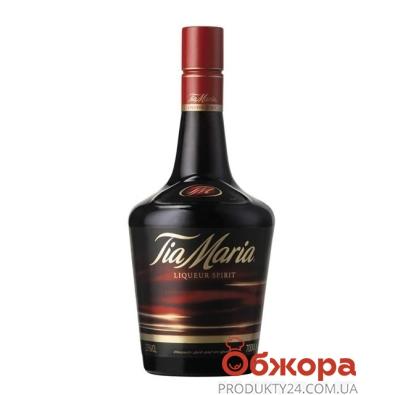 ZZZЛікер Tia Maria 700 мл – ІМ «Обжора»