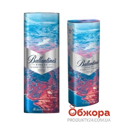 Виски Баллантайнс (Ballantine's) Финест 0,7 л 40% – ИМ «Обжора»