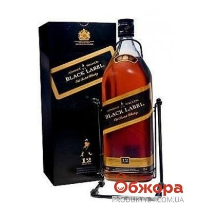 Виски Дж.Уолкер (Johnnie Walker) 3 л – ИМ «Обжора»