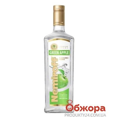 Настойка Немирофф (Nemiroff) Яблоко 0,5л 38% – ИМ «Обжора»