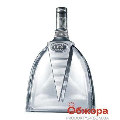 Водка Немирофф (Nemiroff) Лекс 0.5 л – ИМ «Обжора»