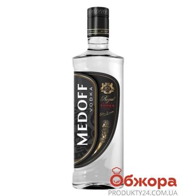 Водка Медофф (Medoff) ROYAL 0.5 л. – ИМ «Обжора»