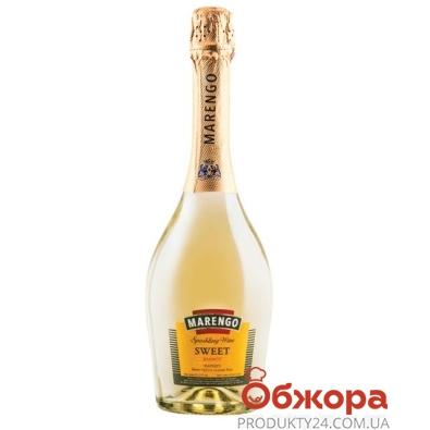 Вино ігристе Маренго 0,75л біл. сол. – ІМ «Обжора»