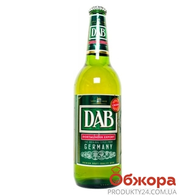 Пиво DAB 0,66л – ІМ «Обжора»