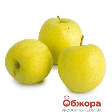 Яблоки Голден вес. – ИМ «Обжора»