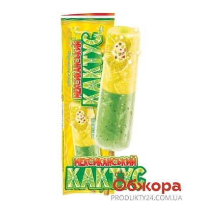 Мороженое Ласка Мексиканский кактус лед 95г – ИМ «Обжора»