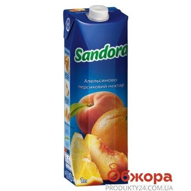Сок Сандора (Sandora) Апельсин-персик 1 л – ИМ «Обжора»