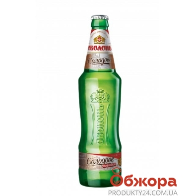 Пиво Оболонь 0,5л Премiум Екстра Брю – ІМ «Обжора»